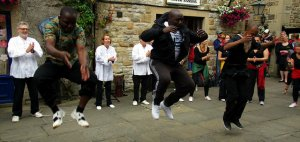 Bakewell's 16th International Day of Dance