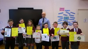Bakewell Junior School supports Fairtrade Bakewell