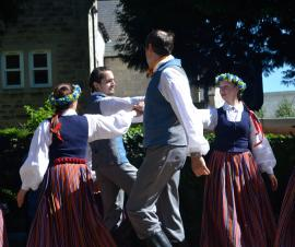 Bakewell's 17th International Day of Dance