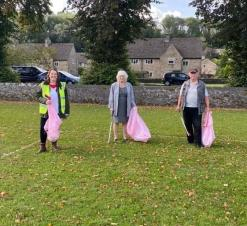 Community Litter Picks Resume
