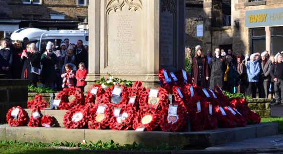 Remembrance 2019 Wreaths